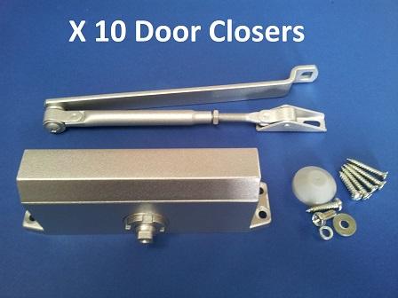 Door closer 60kg x10