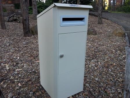 Parcel Box Letterbox Evening Haze Great Grab