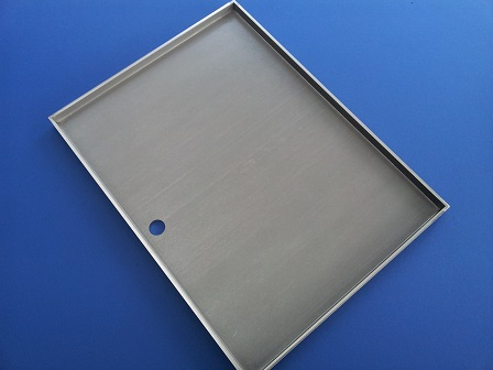 Stainless bbq hotplate 5