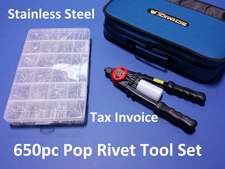 pop rivet kit 17